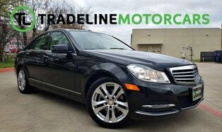2014_Mercedes-Benz_C-Class_C 250 Sport SUNROOF, NAVIGATION, LEATHER, AND MUCH MORE!!!_ CARROLLTON TX