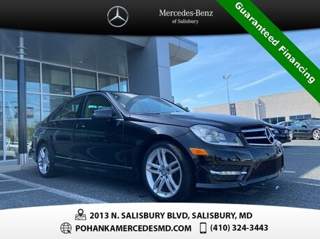 2014_Mercedes-Benz_C-Class_C 300 ** AWD **SUNROOF ** GUARANTEED FINAINCING **_ Salisbury MD