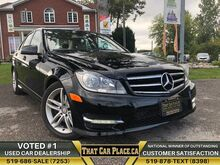 2014_Mercedes-Benz_C-Class_C 300-$100Wk-Sroof-HeatdLeathrSts-VeryLowKM-ECO_ London ON