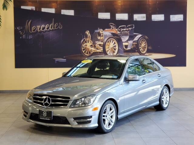2014 Mercedes-Benz C-Class C 300 4MATIC® Sedan Morristown NJ
