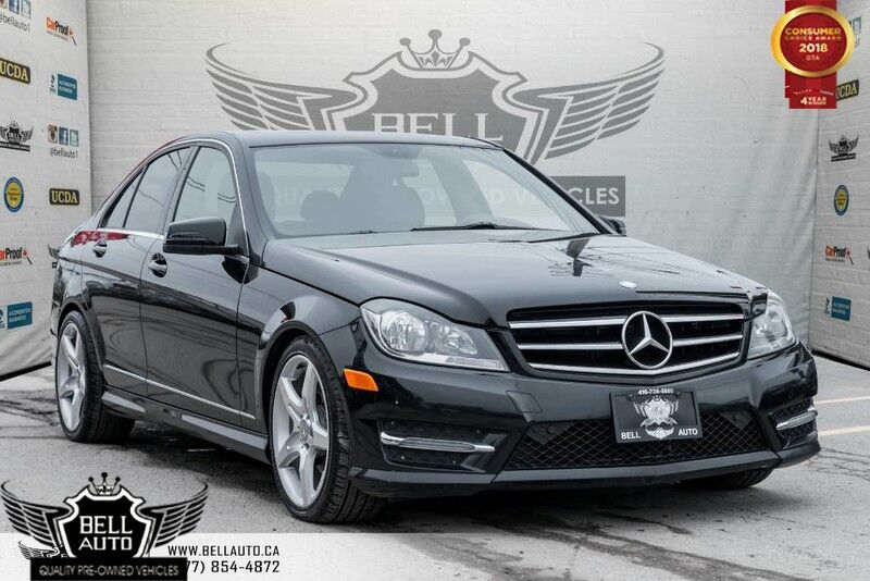2014 Mercedes-Benz C-Class C 300 BLUETOOTH, SUNROOF, HEATED SEAT