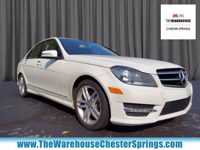 2014 Mercedes-Benz C-Class C 300 Luxury Chester Springs PA
