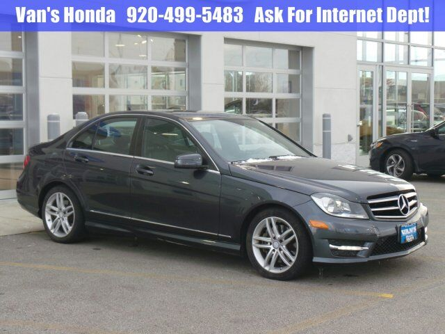 2014 Mercedes-Benz C-Class C 300 Luxury Green Bay WI