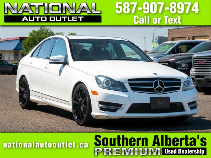 2014 Mercedes-Benz C-Class C 300 Luxury Lethbridge AB