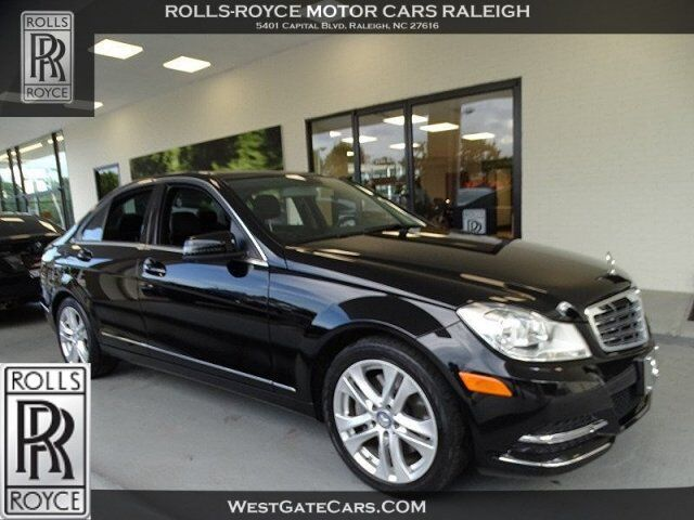 2014 Mercedes Benz C Class C 300 Luxury Raleigh NC ...