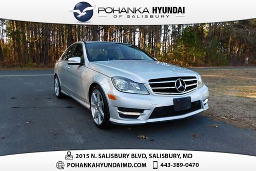 2014_Mercedes-Benz_C-Class_C 300 **MUST SEE**_ Salisbury MD