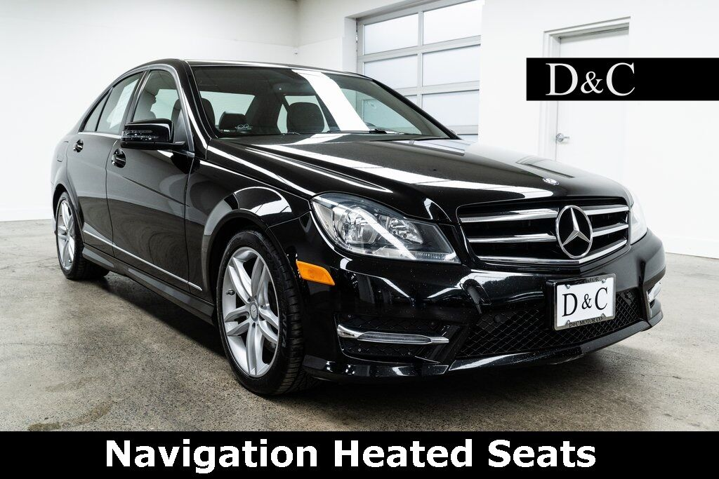 2014 Mercedes-Benz C-Class C 300 Navigation Heated Seats Portland OR