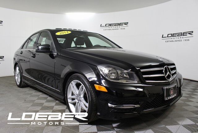 2014 Mercedes-Benz C-Class C 300 Sport 4MATIC® Chicago IL