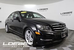 2014_Mercedes-Benz_C-Class_C 300 Sport 4MATIC®_ Chicago IL