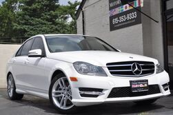 Mercedes-Benz C-Class C 300 Sport/4Matic/Premium Package w/ Heated Front Seats, HK Satellite Audio/Multi-Media Package w/ Navigation, Rearview Camera/Moonroof 2014