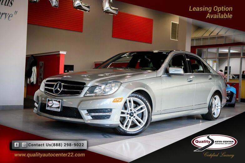 2014 Mercedes-Benz C-Class C 300 Sport Premium Pkg, Multimedia Pkg Springfield NJ