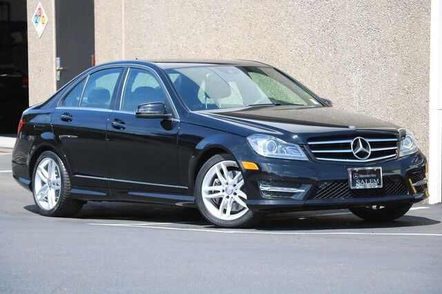 2014 Mercedes-Benz C-Class C 300 Sport Salem OR