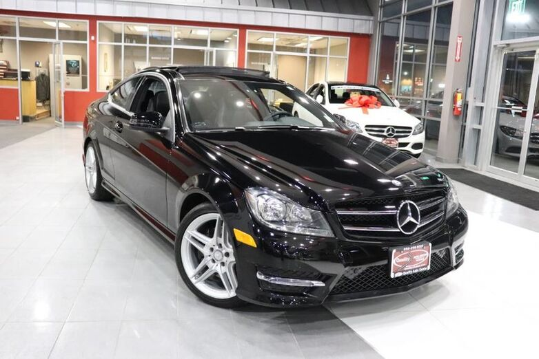2014 Mercedes-Benz C-Class C 350 4MATIC - C 350 4MATIC - CARFAX Certified 1 Owner - Fully Serviced - Quality Certified W/up to 10 Years, 100,000 miles Warranty Springfield NJ