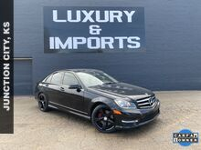 2014_Mercedes-Benz_C-Class_C 350_ Leavenworth KS