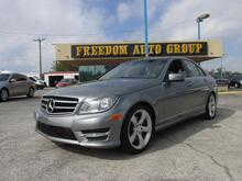 2014_Mercedes-Benz_C-Class_C 350 Sport_ Dallas TX