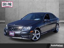 2014_Mercedes-Benz_C-Class_C 350 Sport_ Houston TX