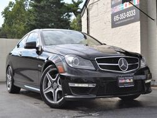 Mercedes-Benz C-Class C 63 AMG/451HP Handcrafted 6.3-Liter V8/Keyless-Go/Prem Pkg w/ Heated Seats, HK Audio/Multimedia Pkg w/ Nav/Driver Assistance Pkg w/ Distronic, Active Blind Spot, Lane Keeping Assist/Lighting Pkg/Parktronic 2014