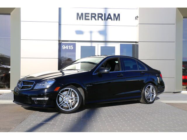 2014 Mercedes-Benz C-Class C 63 AMG® Merriam KS