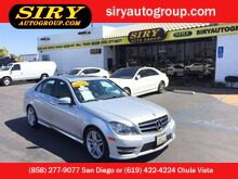 2014_Mercedes-Benz_C-Class_C250 Luxury_ San Diego CA