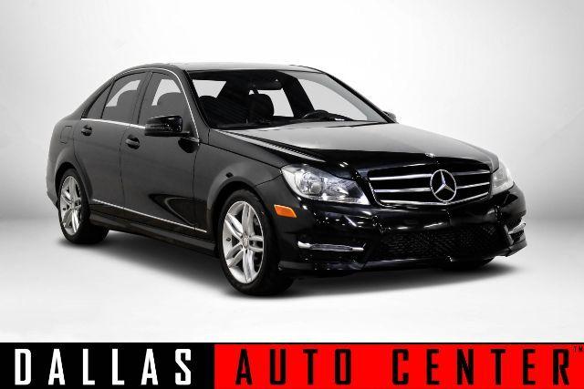 2014 Mercedes-Benz C-Class C250 Sport Sedan Carrollton TX