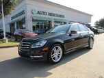 2014 Mercedes-Benz C-Class C250 Sport Sedan LEATHER, SUNROOF, SATELLITE RADIO, USB/AUX INPUT, CLIMATE CONTROL