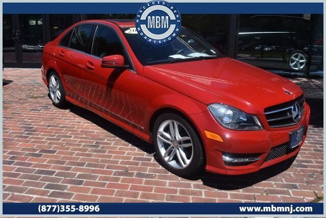 2014 Mercedes-Benz C-Class C300 4MATIC® Sedan Morristown NJ