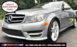 2014_Mercedes-Benz_C-Class_C350 Coupe 4MATIC_ Fredricksburg VA