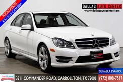 2014_Mercedes-Benz_C-Class_C350 Sport Sedan_ Carrollton TX