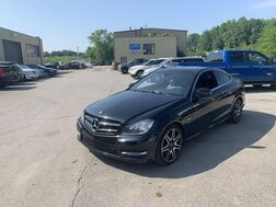 2014_Mercedes-Benz_C-Class Coupe_C250 Sport RWD_ Cleveland OH