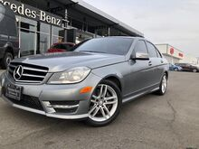 2014_Mercedes-Benz_C-Class_SEDAN_ Yakima WA