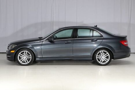 2014_Mercedes-Benz_C-Class Sedan 4MATIC AWD_C 300 Sport_ West Chester PA