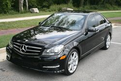 Mercedes-Benz C-Class Super Clean - One Owner - AMG Appearance Package - Navigation - Rear Back up Camera - Moon Roof - Heated Seats 2014