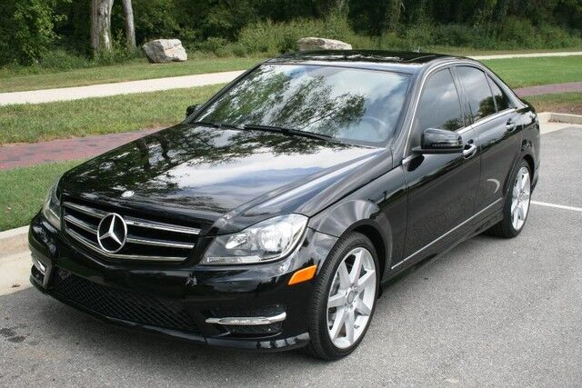 2014 Mercedes-Benz C-Class Super Clean - One Owner - AMG Appearance Package - Navigation - Rear Back up Camera - Moon Roof - Heated Seats Nashville TN