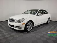 2014 Mercedes-Benz C300 - 4Matic w/ Navigation