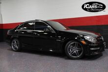 2014 Mercedes-Benz C63 AMG 4dr Sedan
