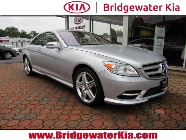 2014 Mercedes-Benz CL 550 4MATIC, Sport Package, Night-View Assist Plus, Navigation, Rear-View Camera, Harman Kardon Sound, Ventilated Leather Seats, Power Sunroof, 19-Inch AMG Alloy Wheels, Bridgewater NJ