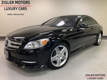 2014_Mercedes-Benz_CL 550_4Matic AMG Sport Night View Assist Backup Camera Keyless-Go_ Addison TX