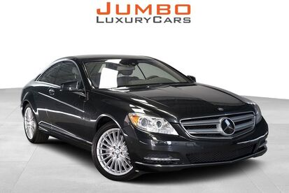 2014_Mercedes-Benz_CL-Class_CL 550_ Hollywood FL