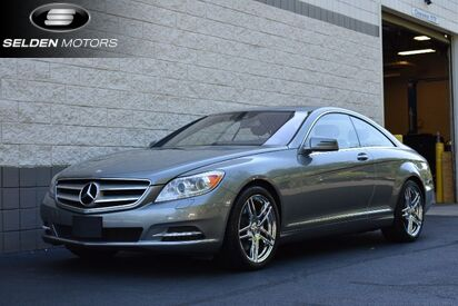 2014 Mercedes-Benz CL550 CL 550