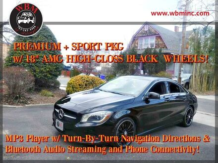 2014_Mercedes-Benz_CLA 250_4MATIC_ Arlington VA