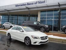 2014_Mercedes-Benz_CLA 250_4Matic_  Novi MI