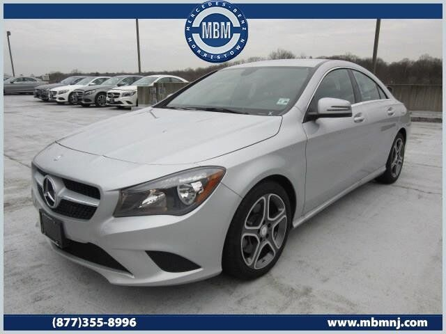2014 Mercedes-Benz CLA 250 Coupe Morristown NJ
