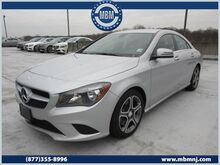 2014_Mercedes-Benz_CLA_250 Coupe_ Morristown NJ