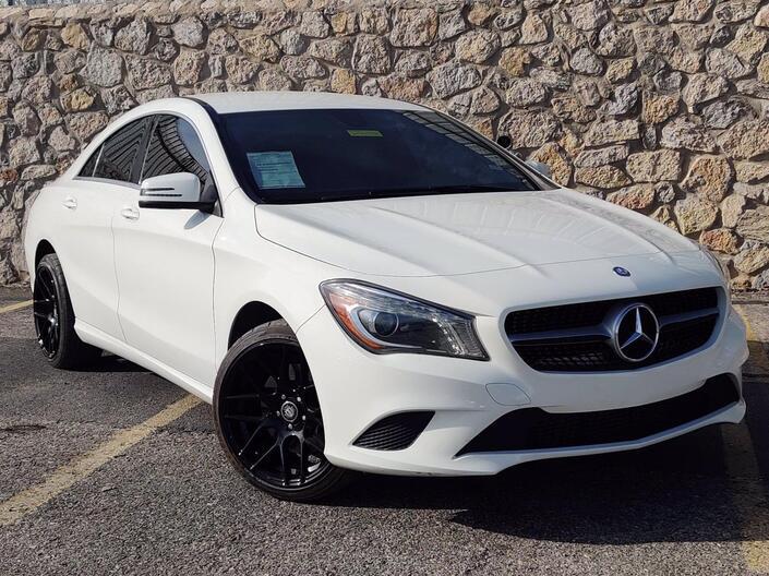 2014 Mercedes-Benz CLA 250 El Paso TX