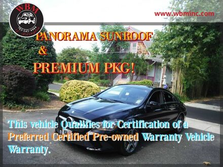 2014_Mercedes-Benz_CLA 250_Premium_ Arlington VA