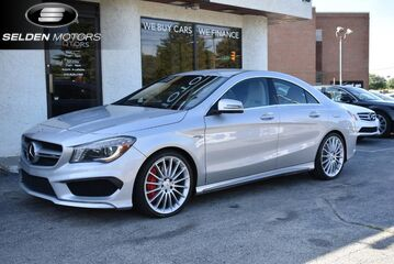 2014_Mercedes-Benz_CLA 45 4 Matic_AMG_ Conshohocken PA