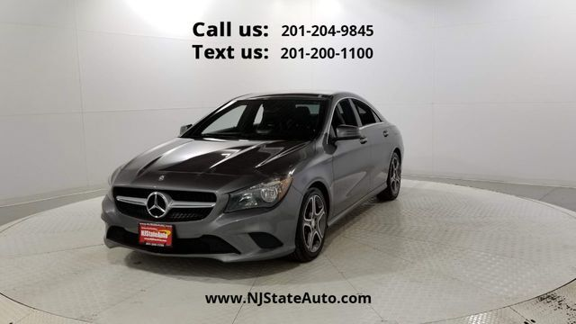 2014 Mercedes-Benz CLA 4dr Sedan CLA 250 FWD Jersey City NJ