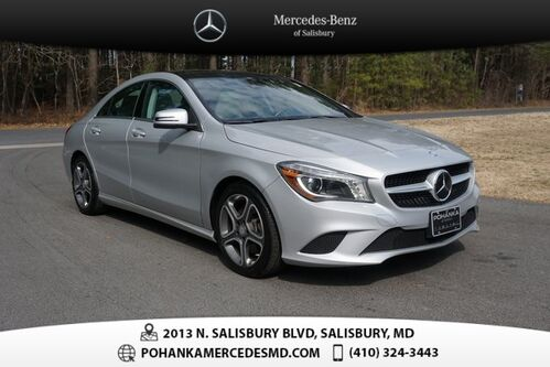 2014_Mercedes-Benz_CLA_CLA 250 ** NAVIGATION & Panoramic Sunroof **_ Salisbury MD