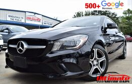 Mercedes-Benz CLA CLA 250 4MATIC AWD 4dr Sedan 2014