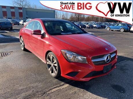 2014 Mercedes-Benz CLA CLA 250 4MATIC® Kingston NY